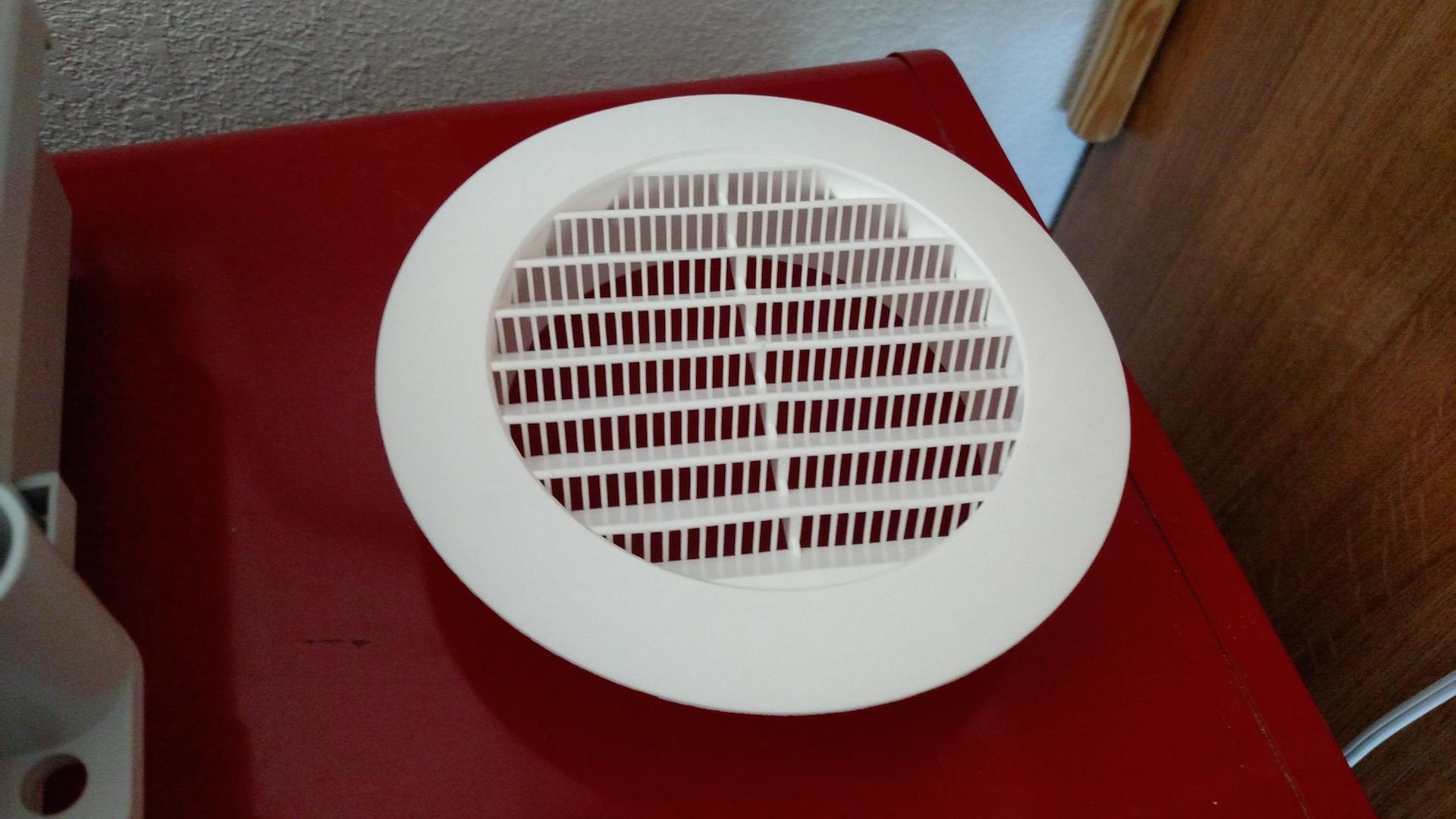 Custom Cg 1500 Ventilation Project